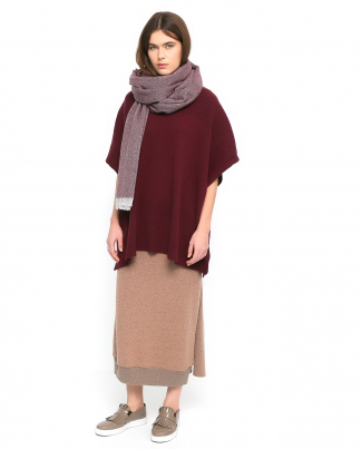 SS2015 AJAH706ACTRICE SCARF@Col 03 Look № 1